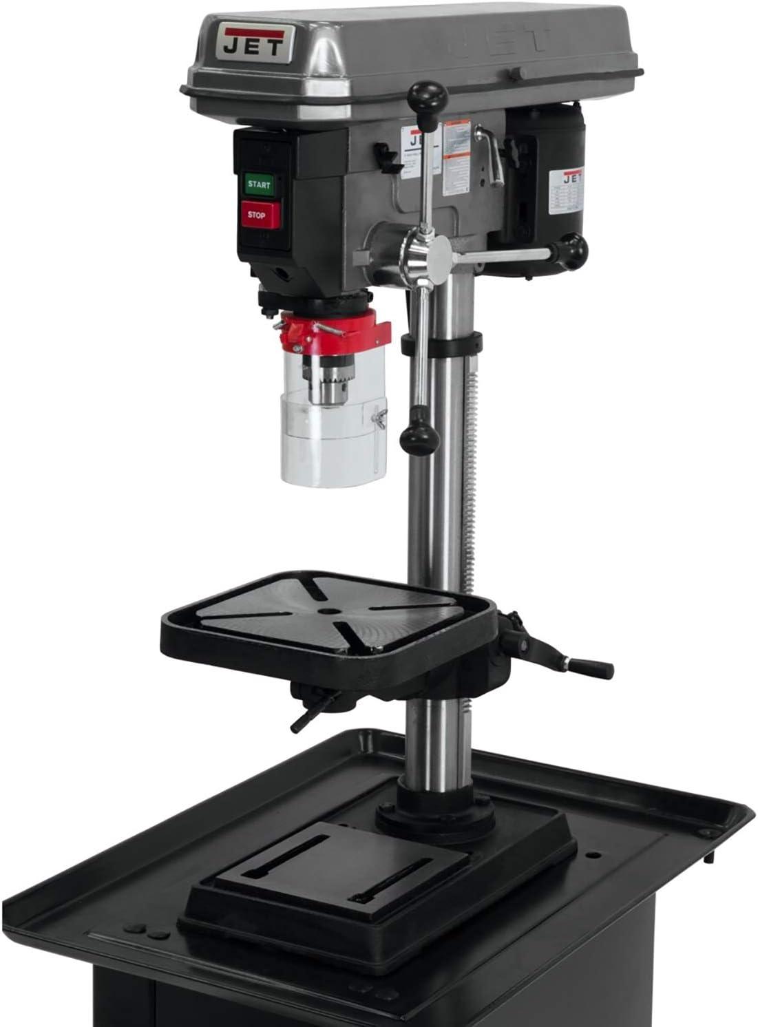 "JET J-2530 15"" Bench Model Drill Press, 115V 1Ph (354401)"