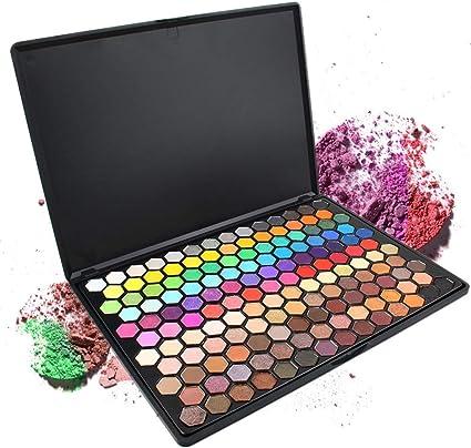 JWR 149 Color de la Paleta de Sombras Set Sombra de Ojos Profesional a Todo Color Flash Maquillaje Pintura Shimmer Mate Tamaño Grande Ojo Set: Amazon.es: Hogar