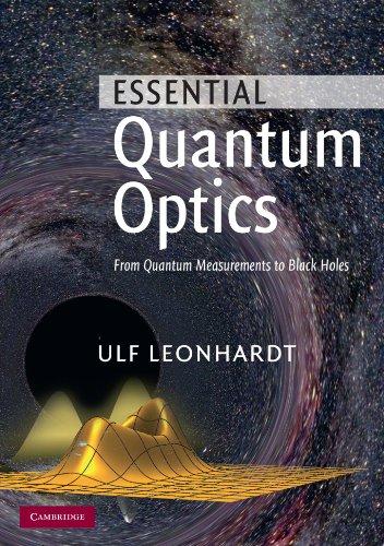 Essential Quantum Optics: From Quantum Measurements to Black ()