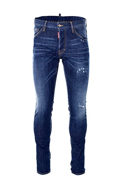 : DSQUARED2 Dsquared Jeans Man Cool Guy S71LB0420