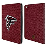 Official NFL Football Atlanta Falcons Logo Leather Book Wallet Case Cover For Apple iPad Air 2