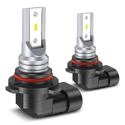 SEALIGHT 9140 9145 H10 LED Fog Light Bulbs 9045 9040 LED Fog Lamps High Power 12 CSP LED Chips 6000K White: Automotive