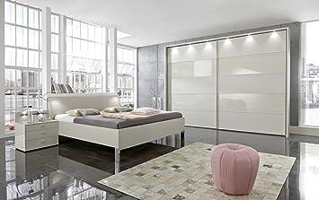 3-tlg. Schlafzimmer Sunset von Wiemann in Champagner-Dekor ...