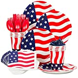 4th of July American Flag Standard Kit (Serves 8)