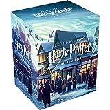 capa de Coleção Harry Potter - 7 volumes