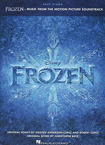 Frozen (Easy Piano) (Easy Reader Frozen)