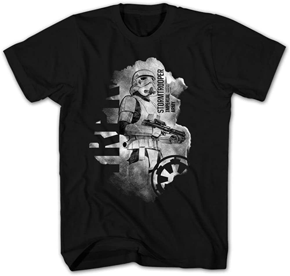Rogue One Monutal Trooper Graphic 9302 Shirts
