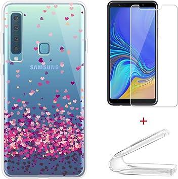 HYMY Funda para Samsung Galaxy A9 2018 / A9s (6.3
