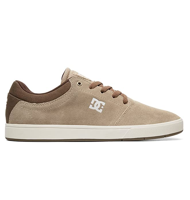 DC Shoes Crisis Sneakers Skateboardschuhe Herren Erwachsene Braun (Brown)