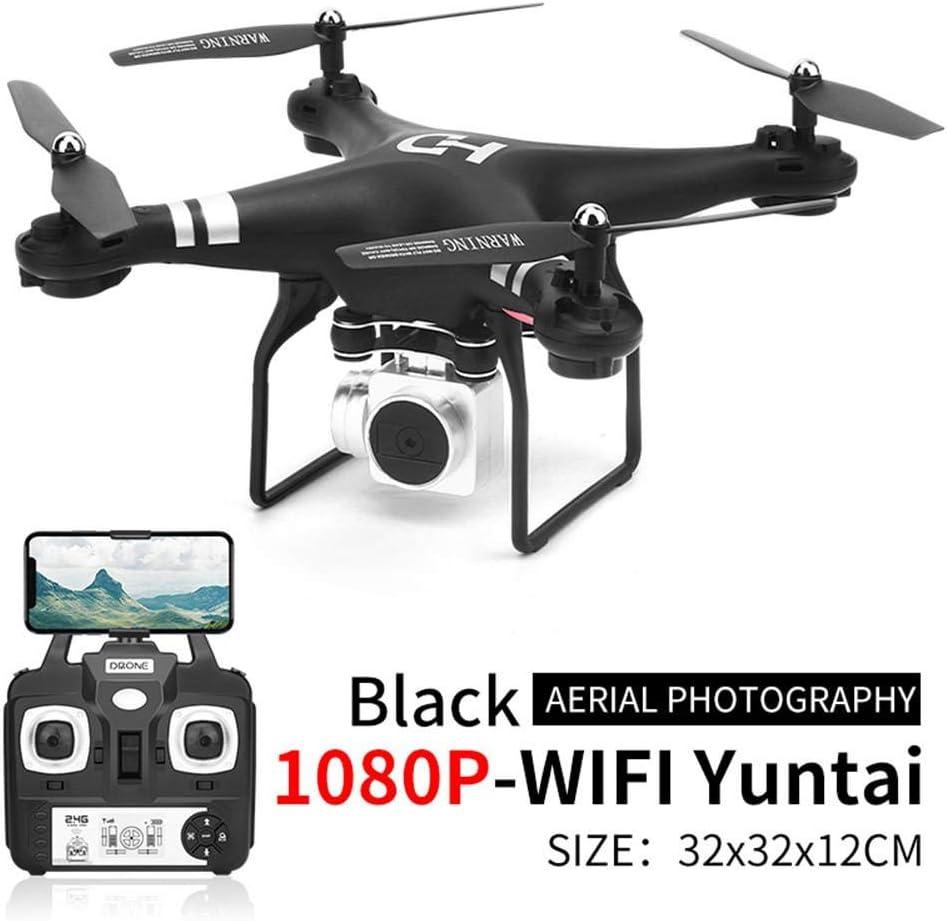 Drone con 720P 1080P HD WIFI C/ámara Antena Grande 15 Minutos Endurance SH5 Avi/ón de cuatro ejes Drone de control remoto