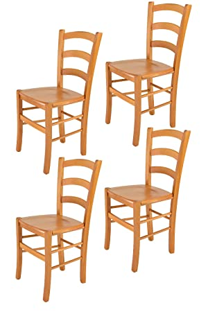 Tommychairs sillas de Design - Set 4 sillas Modelo Venice para ...
