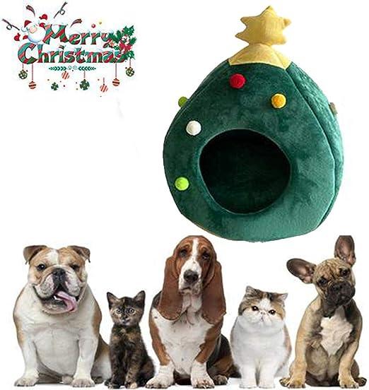 Cama Para Gatos, Tienda Para Árboles De Navidad Cama Para Gatos ...