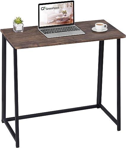 GreenForest Foldable Computer Desk