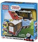 Mega Bloks Thomas 3-in-1 Buildable Toby Hard at Work
