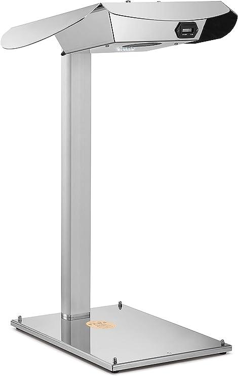 Vema CA 2106 Campana extractora filtrante portátil – carrocería de acero inoxidable y aluminio – Filtro de carbón activo – Fabricado en Italia: Amazon.es: Grandes electrodomésticos