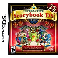 Interactive Storybook Series 2 - Nintendo DS