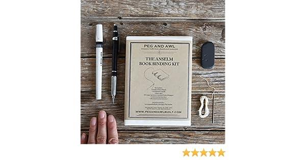 Amazon anselm bookbinding kit handmade solutioingenieria Image collections
