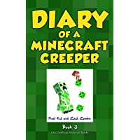 Diary of a Minecraft Creeper Book 3: Attack of the Barking Spider!