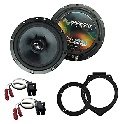 Fits Chevy Tahoe 1995-2006 Rear Door Replacement Harmony HA-R65 Speakers
