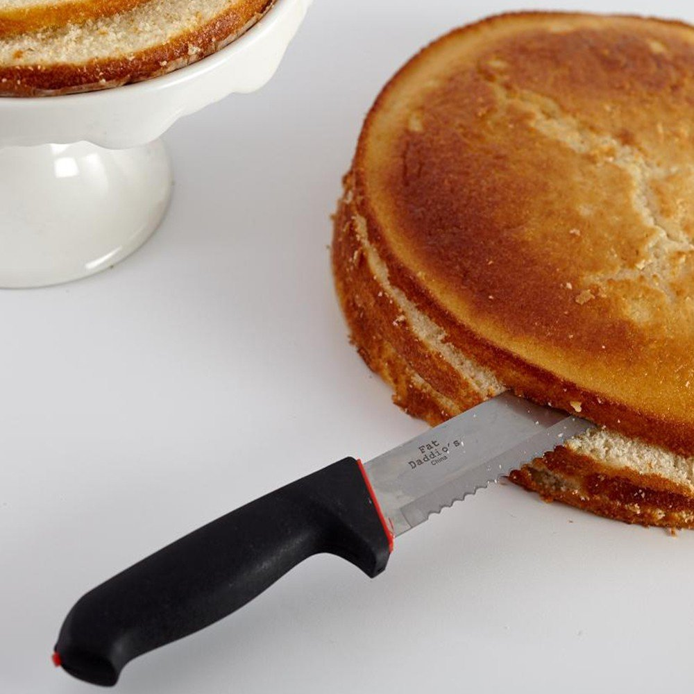 Fat Daddio's Bread/Cake Knives, 14 Inches by Fat Daddios (Image #2)