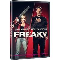 FREAKY: ESTE CUERPO ESTA PARA MATAR DVD (dvd)