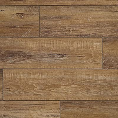 "Adura Max Apex Napa Tannin 8mm x 8"" Engineered Vinyl Flooring Sample"