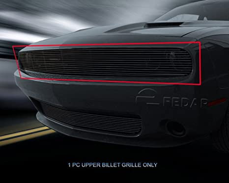 Fedar Main Upper Billet Grille Insert for 2015-2018 Dodge Challenger