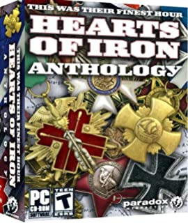 Amazon.com: Hearts of Iron 2: Doomsday Expansion Pack - PC ...