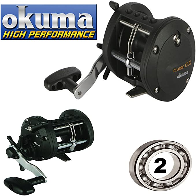 Okuma Spinning mar Traine Classic clx-200 la: Amazon.es: Deportes ...