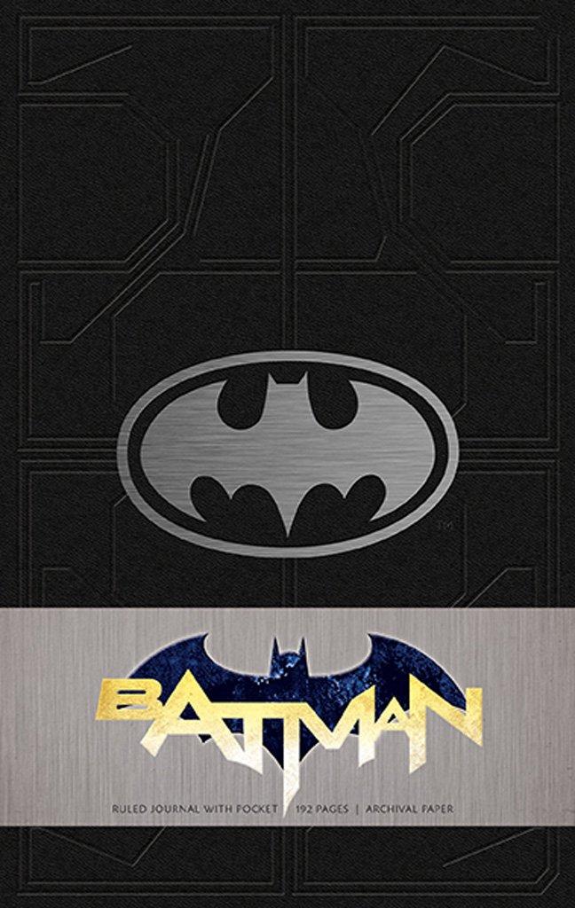 Batman Hardcover Ruled Journal (Insights Journals): Matthew ...