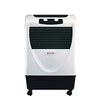 Castor Smart Cool 20-Litre 3 Level Speed Inverter Compatible Personal Cooler - White
