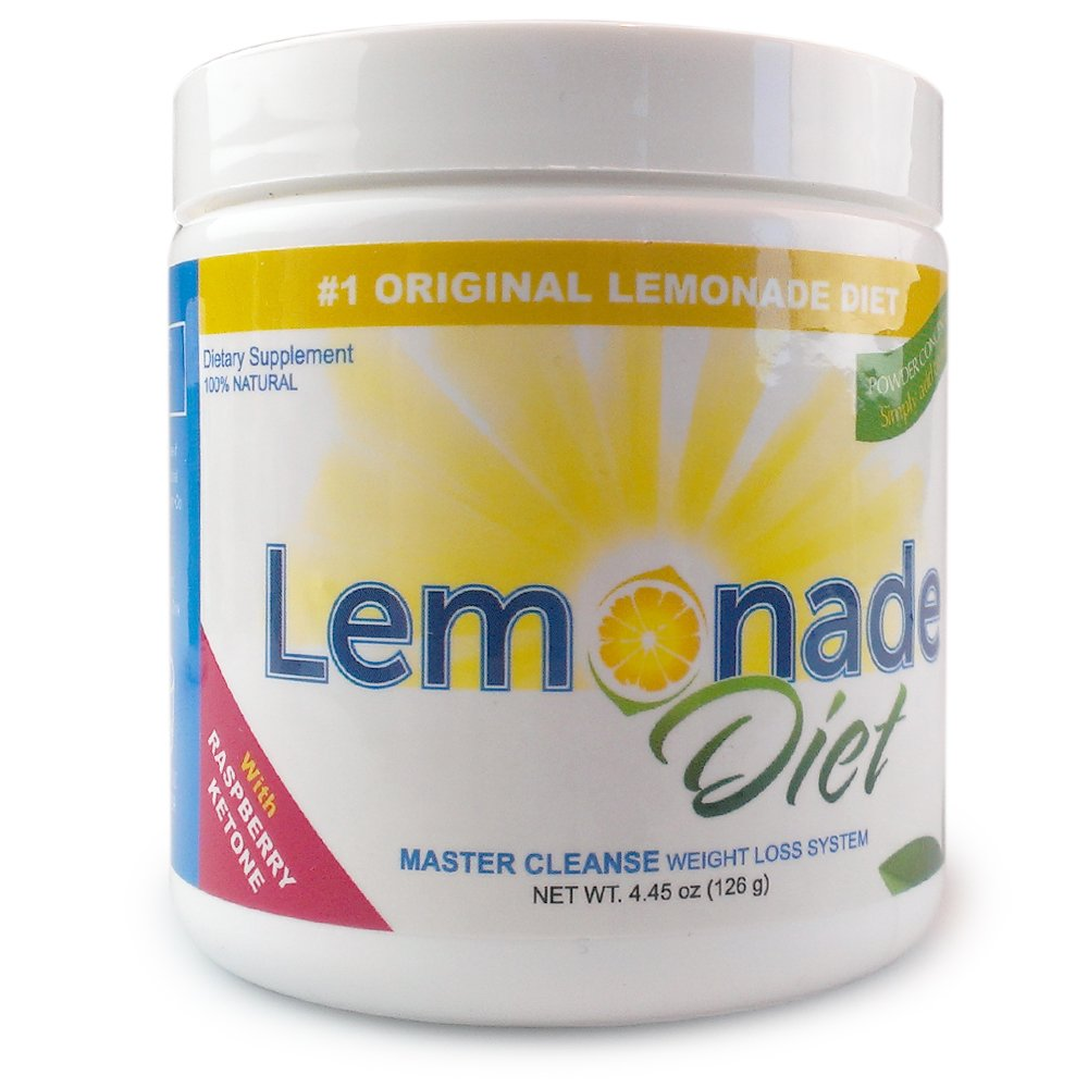 Amazon The Original Lemonade Diet Powder Kit Master Cleanse