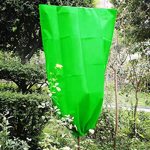 Zeudas Plant Covers Freeze Protection, Tree Cover for Winter Outdoor Plants Cold Weather Frost