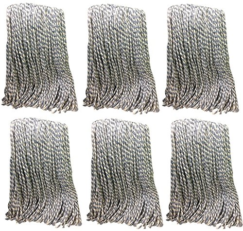 Abco Products #01301-TS 12OZ Cott 4PLy Mop Head