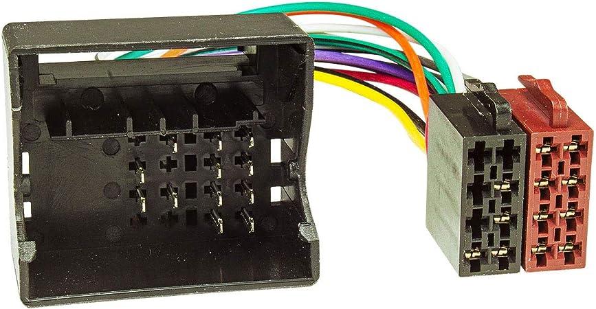 Tomzz Audio 7045 002 Radio Adapter Kabel Passend Für Elektronik