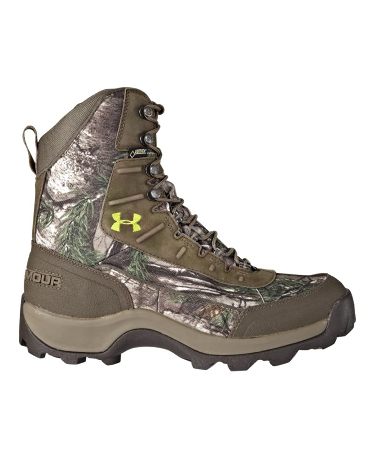 Under Armour Men's UA Brow Tine Hunting Boots – Wide (2E)