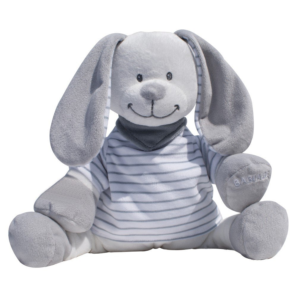 Rabbit Babiage Doodoo - Calms the Crying Baby with Womb Sounds - Automatic Turn On Puts the Baby To Sleep at Night