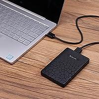 SALCAR Caja con USB 3.0 para Disco Duro Externo HDD de 2.5 ...