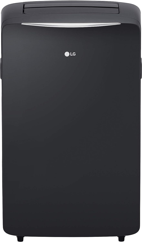 LG LP1417GSR 14,000 BTU 115V Remote Control in Graphite Gray Portable Air Conditioner, Rooms up to 500 Sq. Ft