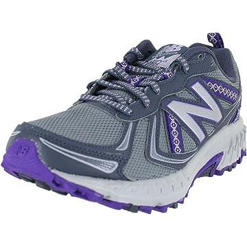 43b36201bc7a05 New Balance Women s WT410v5 Cushioning Trail Running Shoe
