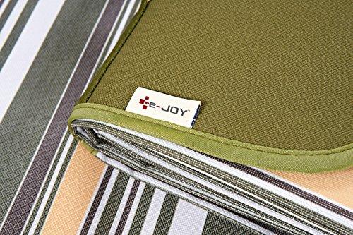 e-joy Beach Blanket Mat, Army Green