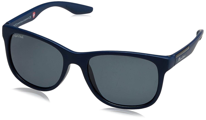 Montana Gafas Sunoptic MS313B gafas de sol en el azul más el negro