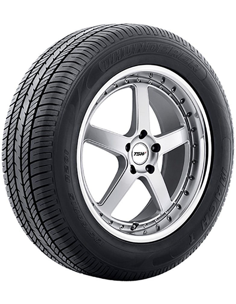 Thunderer Mach 1 R201 Touring Radial Tire - 205/65R15 94H by Thunderer (Image #1)
