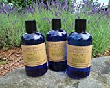 Pure Lavender Bath and Body Splash~ made with Lavender essential oil and Lavender flower water. Splash on your body or pour directly into the tub~~Soothing & Relaxing!