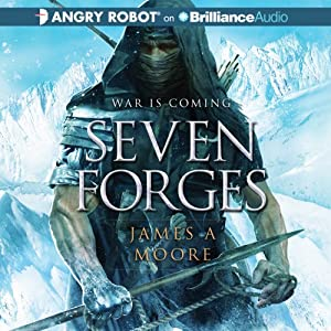 Seven Forges Audiobook
