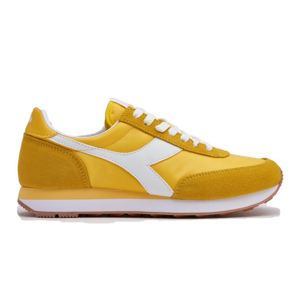 converse beige giallo