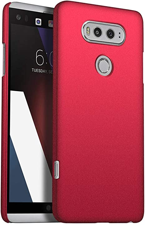 ZECY10-HPC-LGV20 LG V20 - Carcasa rígida de plástico: Amazon.es ...