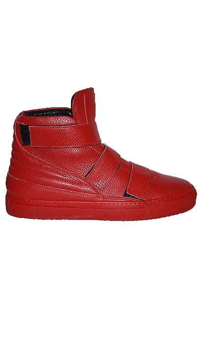 Black Kaviar Sneakers M4113 1 Man 10 5 Red Amazon Co Uk