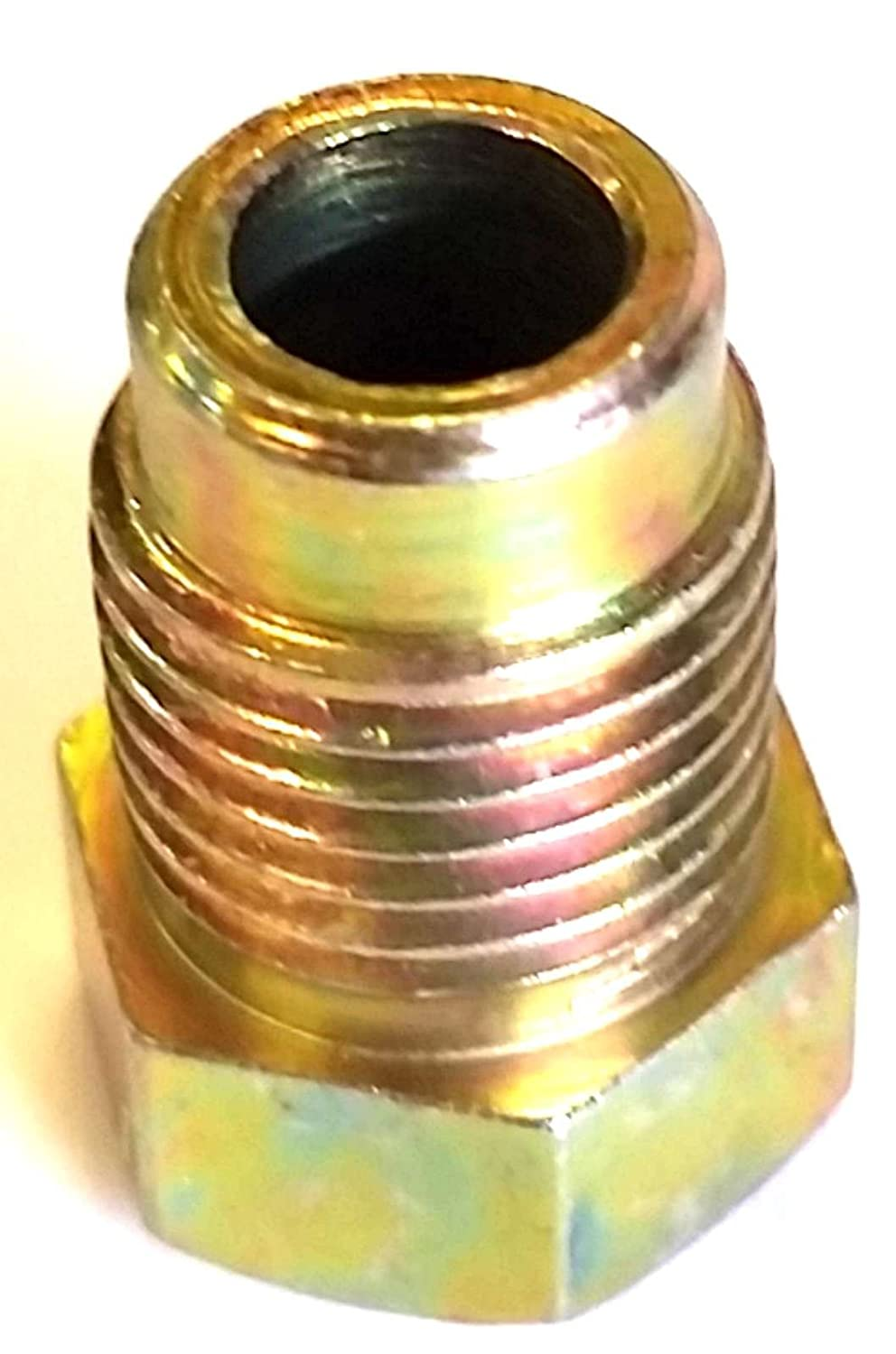 Includes XtremeAuto Sticker Joiners XtremeAuto/® 3//16 Copper Brake Pipe Male Female Nuts