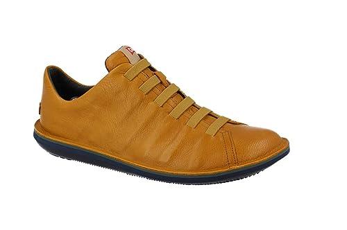 041 Amazon Amarillo es 18751 Mostaza Camper 43 Zapato Beetle wEqR0B